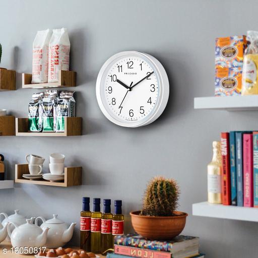 E Deals Analog 20 cm X 20 cm Wall Clock