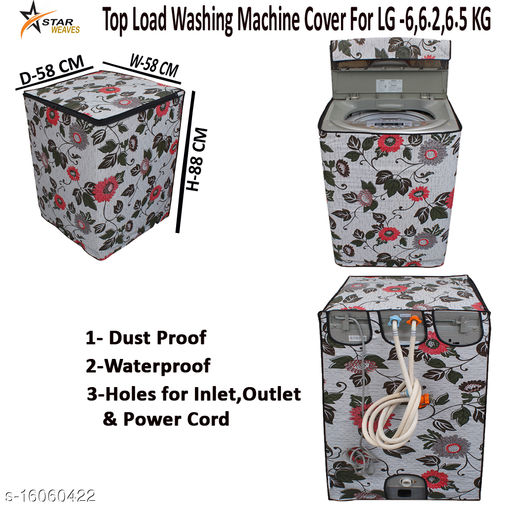 Fully Automatic Top Load Washing Machine Cover