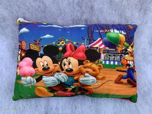 Sensational Velvet Digital Printed Pillow