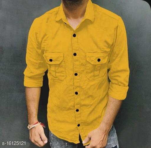 New Stylish Double Pocket Shirts For Men