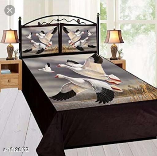 Voguish Classy Bedsheets