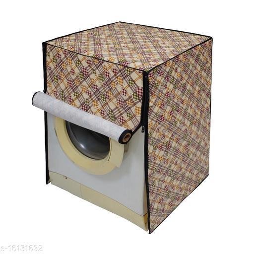 Glassiano Washing Machine Cover for IFB Senorita Aqua VX Fully Automatic Front Load 6.5 kg, CAM12