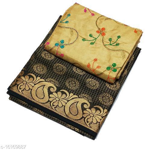 Women's Rajasthani Jaipuri Blouse Material (2 Peace)