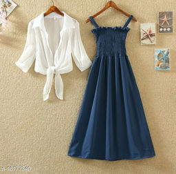 Classy Off-Shoulder Dresses