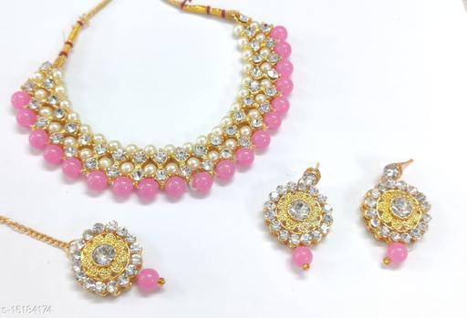 Polki Heavy Kundan Bridal Shimmering Unique Jewellery Sets