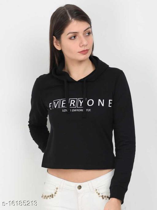 Womens Printed Sweatshirts