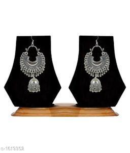 Fashionable Metal Earrings