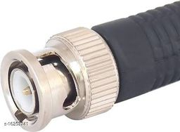 Bnc Male Connector Tip Gold Plated for CCTV Camera Cable Dvr MX 158