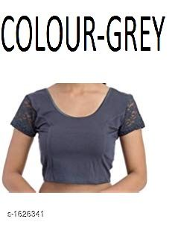 Attractive Cotton Lycra Women's Blouse