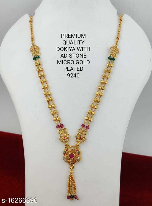 Beautiful Women Necklaces & Chains