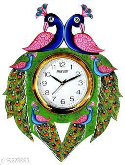 Colorful Wall Clocks