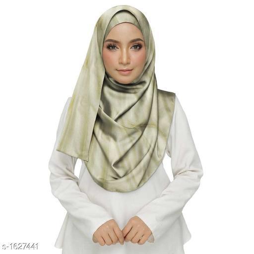Designer Women's Premium Cotton Hijab
