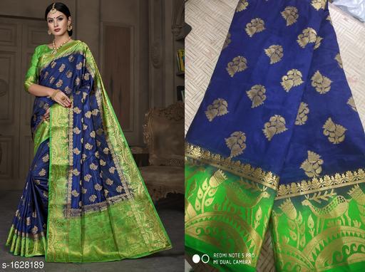 Voguish Kanjivaram Silk Saree