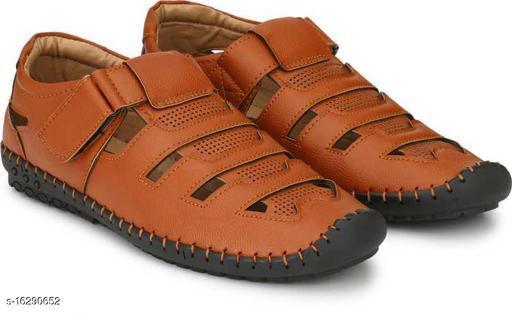 Relaxed Graceful Men Sandals