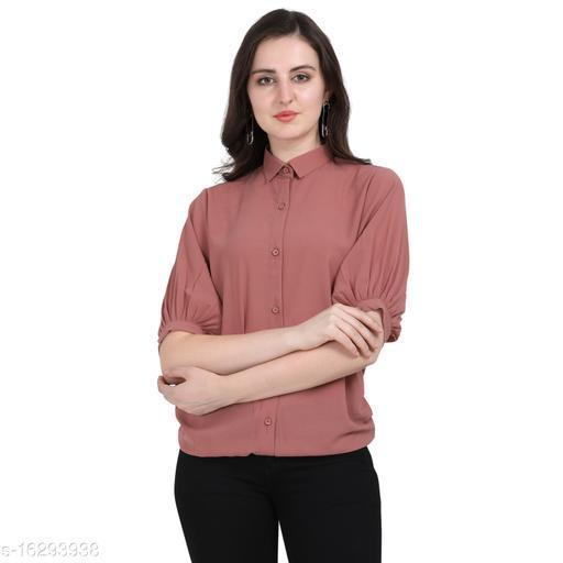Carpediem Women Polyester Shirt