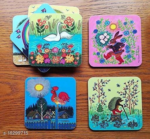 Attractive Coasters