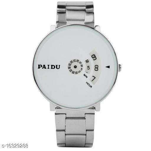 paidu watch white