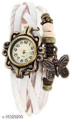 bracelet watch white
