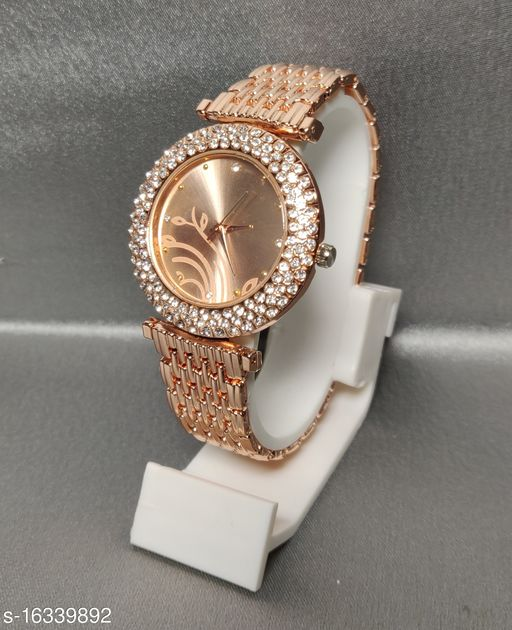 new diamond watch for women