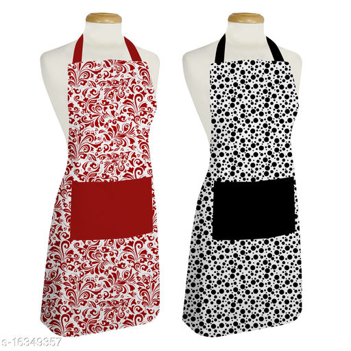 Home utility apron for Women Pack of 2