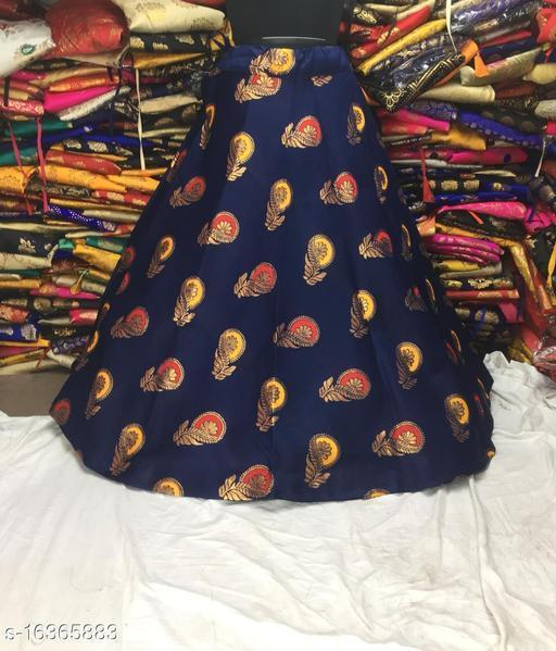 Aakarsha Graceful Women Ethnic Skirts
