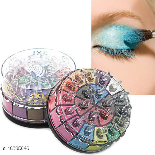 RENEN 12 colors Eye Makeup Nude Matte Shimmer Eyeshadow Shimmer Glitter Eye Shadow Powder Palette