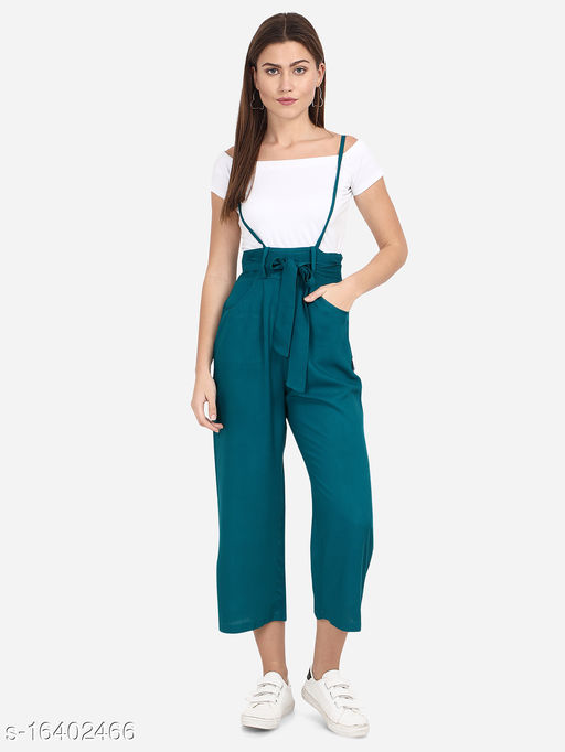 Classy Partywear Dungaree Jumpsuits