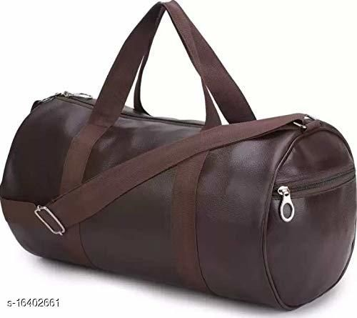 Gym Bag For Mens & Women (BROWN)