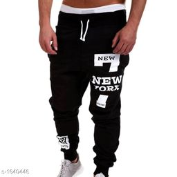 Trendy Casual Cotton Track Pant