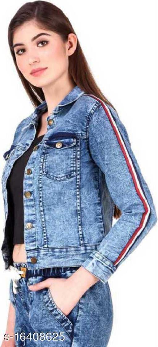 Classy Feminine Women Jackets & Waistcoat