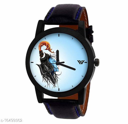 Shiva Image Men's Watch