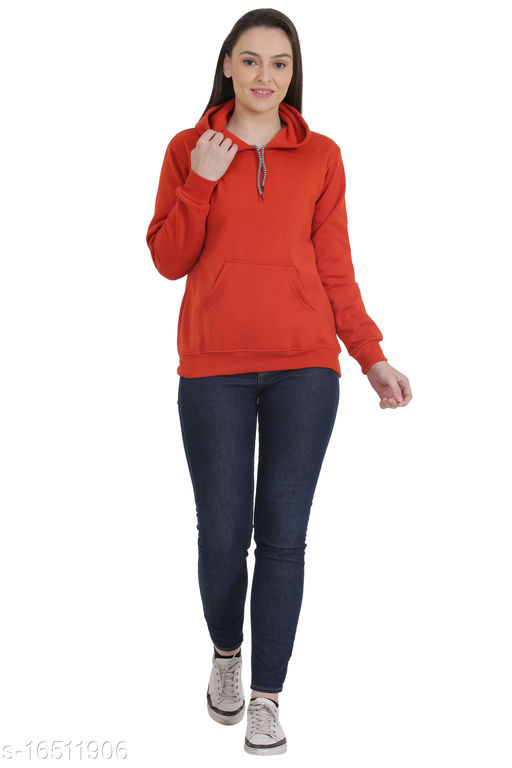 Affair Fleece Hooded Sweatshirt