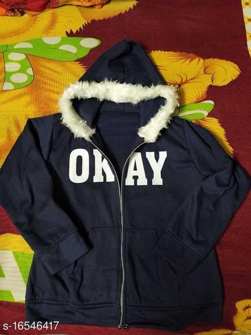 Zip Fur Jacket