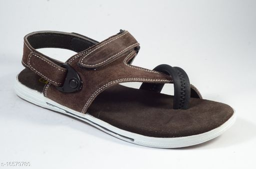 Almighty Staffy Brown Sandal