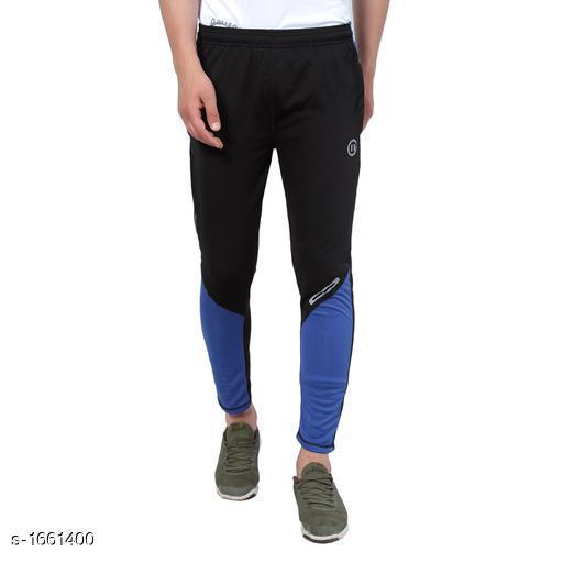 Stylish Men's Solid Track Pant