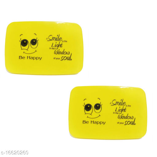 Free Gift Classy Trandy Lunch Boxes (Pack of 2)