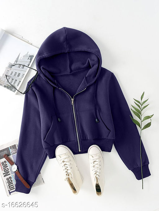 Urbane Elegant Women Sweatshirts
