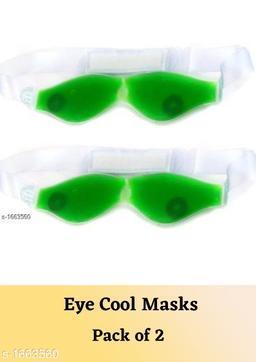 Manarya Organic Eye Cool Mask (Pack Of 2)
