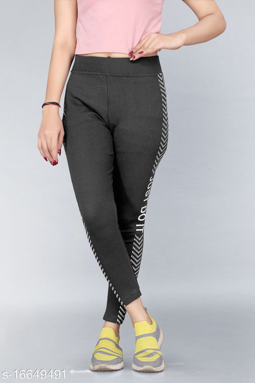 Trendy women jeggings (Size:26 to 36)