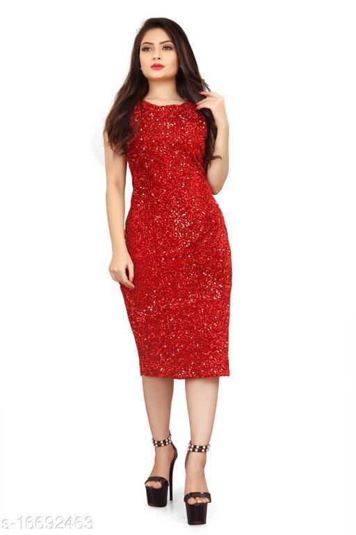 Alexandar Women Sheath party wear Dress