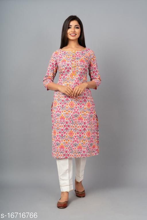 Vrutikaa Lastest Collection Women's Kurtis Casual Wear