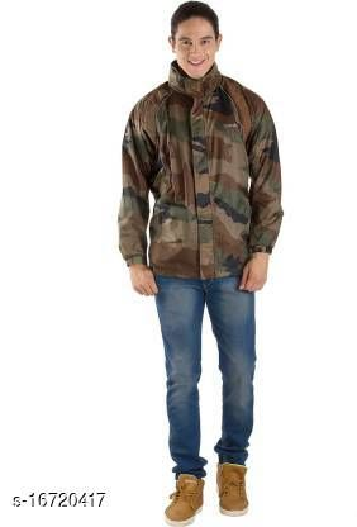 Comfy Ravishing Men Jackets