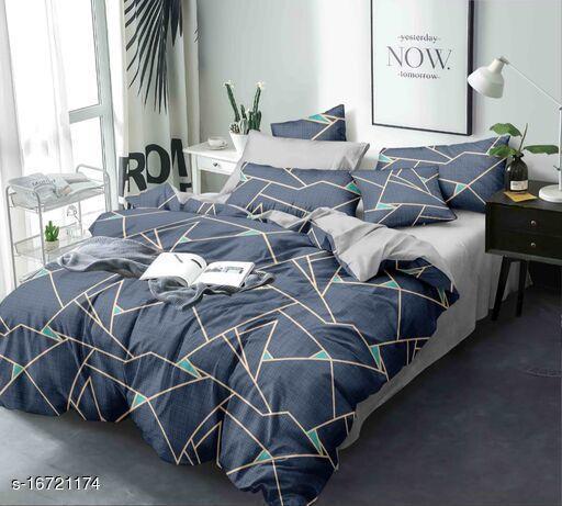 Fancy Glace Cotton Bedding Set