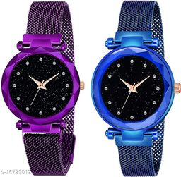 Designer Combo of 2 girls watches