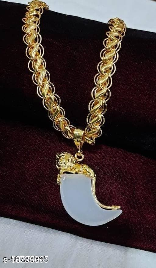 FANCY CHAIN WITH PENDANT