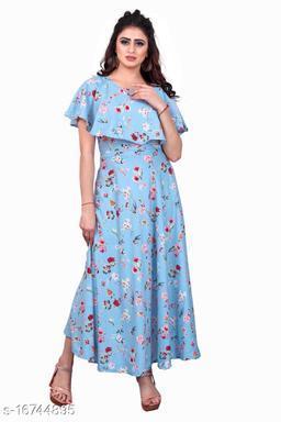 Fancy Partywear Women Gowns