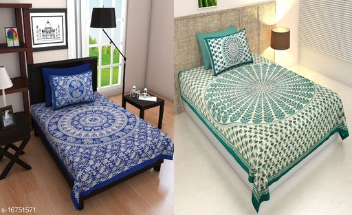 Blue Hathi Single Kam With Green More Pankh