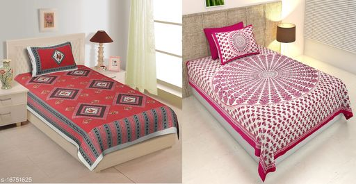 Red Gujri With Pink More Pankh