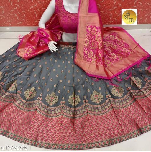Trendy Alluring Women Lehenga