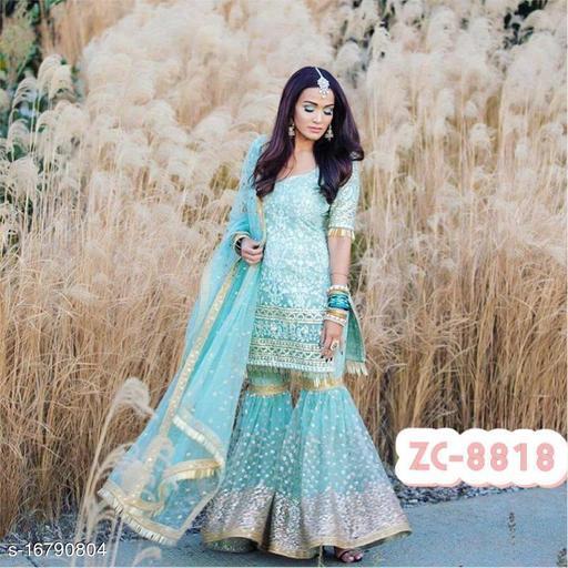 Trendy Drishya Sharara